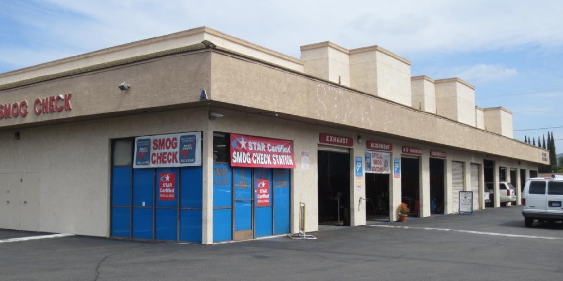 Multi-Tenant Retail Auto Repair / Service Development