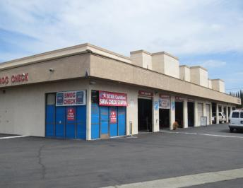Multi-Tenant Retail Auto Repair / Service Development